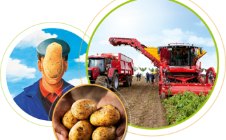 Potato Europe : Lancement du nouvel OAD mildiou CARAH