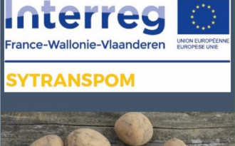 Sytranspom au salon Potato Europe